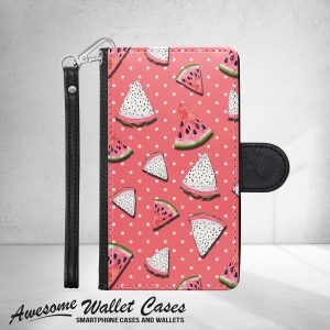 cute watermelon iphone samsung wallet case  awesome